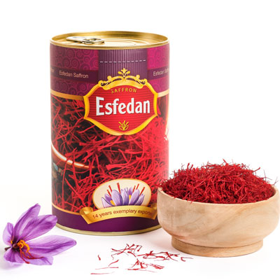 Saffron Bulk Packaging