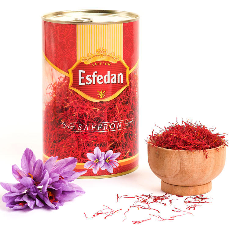 Pushal Saffron - Bulk Packaging